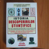 D10 Alexander Hellemans, Bryan Bunch - Istoria descoperirilor stiintifice