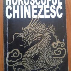 HOROSCOPUL CHINEZESC - Theodora Lau - Carte astrologie