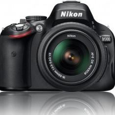 Nikon D5100 cu obiectiv 18-55mm, impecabil - Aparat Foto Nikon D5100, 16 Mpx