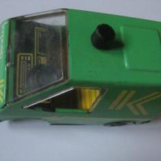 MACHETA AUTO RUSEASCA DIN TABLA FABRICATA IN ANII 80