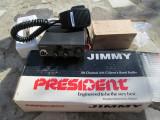 Statie emisie receptie PRESIDENT JIMMY