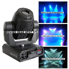 Moving Head profesional Spot XR575 .LUMINI DISCO INTELIGENTE.MOVING HEAD/CAP MOBIL DISCO. - Moving heads club