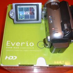 JVC GZ-MG21E - Camera Video JVC, 2-3 inch, Hard Disk, CCD