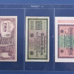 Importa PVC foi - 3V, A 4 format pentru banknote - 10 buc. Oferta mai buna