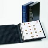 Album Grande , A4  ,pentru cartonase de monede, avec 10 foi imkl.
