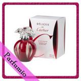 Parfum Cartier Delices feminin, apa de toaleta 100ml