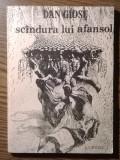 Carte - Dan Giosu - Scindura lui Afansol