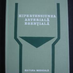 TIBERIU MOLDOVAN, STELLA ANGHEL - HIPERTENSIUNEA ARTERIALA ESENTIALA