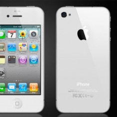 iPhone 4 Apple 16 GB alb/white aproape nou, Neblocat