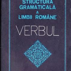 STRUCTURA GRAMATICALA A LIMBII ROMANE – VERBUL de DUMITRU IRIMIA