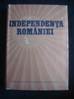 INDEPENDENTA ROMANIEI foto