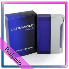 Parfum Paco Rabanne Ultraviolet masculin, apa de toaleta 100ml