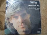 Sibelius simfonia nr 1 in mi minor op 39 disc vinyl muzica clasica culta lp, VINIL, electrecord