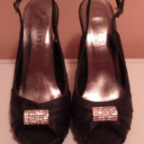pantofi stil sanda cu platforma