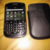 Vand BlackBerry 9900 Bold. Stare perfecta de functionare,husa originala,aspect ingrijit. Rog seriozitate!
