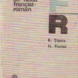 R. TITEICA, N. FIUCIUC: DICTIONAR DE FIZICA FRANCEZ-ROMAN, Alta editura
