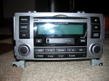 Radio casetofon pm3 player auto hy