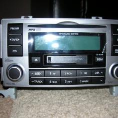 Radio casetofon pm3 player auto hy - CD Player MP3 auto