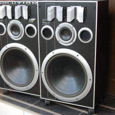 Boxe Jamo Exclusive 60, raritati-bass de 38 cm, PRET PROMOTIONAL