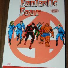Comics stan lee, jack kirby - FANTASTIC FOUR integrala 1965 Marvel Panini - Reviste benzi desenate