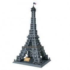 The Eiffel Tower of Paris Building Bricks Set.TURNUL EFFEL DIN PIESE TIP LEGO, 978 PIESE .PRODUCATOR-WANGE. - Jocuri Seturi constructie Altele