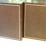 Boxe japoneze TELETON (Sansui) vintage, raritati cu difuzoare cu magnet ALNICO