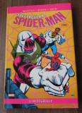 RARITATE BD Comics MANTLO, STERN, ZECK - SPECTACULAR SPIDER-MAN  L INTEGRALE . integrala 1980 benzi desenate Marvel Panini  spiderman