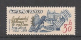 Cehoslovacia.1979 50 ani Orchestra Radiodifuziunii Bratislava  SC.787, Nestampilat