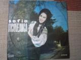 SOFIA VICOVEANCA cantec vechi de catanie disc vinyl lp muzica populara folclor