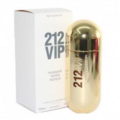 Parfum dama Carolina Herrera 212 VIP original 80 ml tester - Parfum femeie Carolina Herrera, Apa de parfum