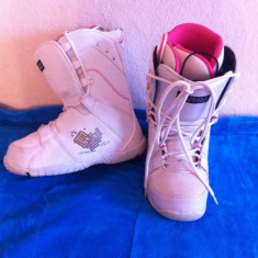 Boots Limited4U, aproape noi - Echipament snowboard
