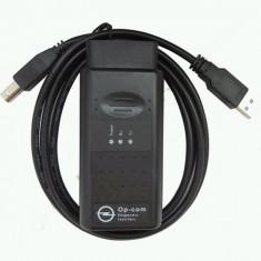 Interfata cablu diagnoza Op-com Tester Opel, Software Romana si Engleza V.139
