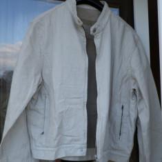 Geaca Springfield model jeans, marimea M, reducere - Jacheta barbati, Marime: M, Bumbac