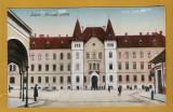 LUGOJ PALATUL FINANTELOR 1920 (B)