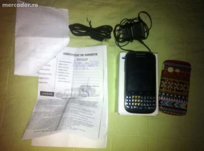 Samsung Galaxy Chat B5330 foto
