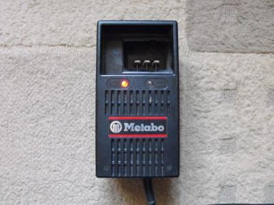 Incarcator Acumulator  Metabo foto