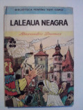 Laleaua neagra - Alexandre Dumas (ilustratii de Iacob Dezideriu)