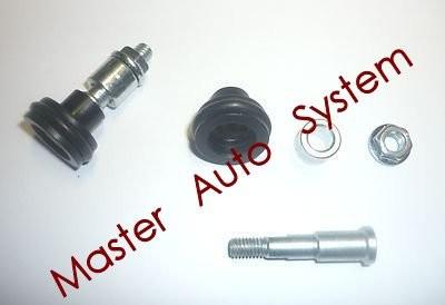 Kit reparatie ghidaj cu role usa culisanta Renault Master 2 ('98-'10)part dr sus foto