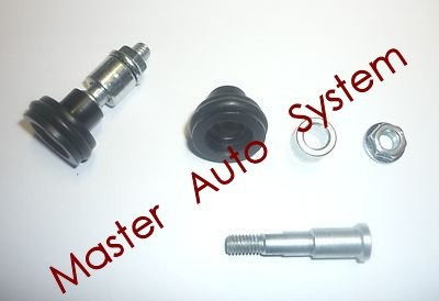 Kit reparatie ghidaj cu role usa culisanta Renault Master 2 ('98-'10)part dr sus