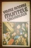 Carte - Vasile Andru - Muntele calvarului, 1991