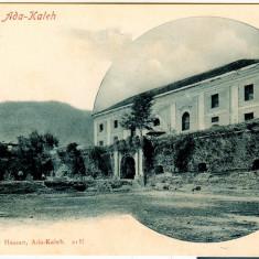 Ada Kaleh - Litografie - aprox.1900 - necirculata
