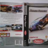 Ridge Racer  (PSP)   (ALVio) + sute de jocuri psp ( VAND / SCHIMB )