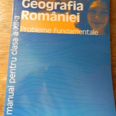 Manual Geografie clasa XII Humanitas stare excelenta - Manual scolar humanitas, Clasa 12