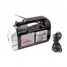 Radio portabil cu proiector, Analog