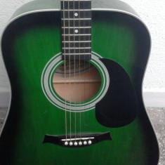 Chitara acustica - Gibson - replica fidela. Pret negociabil.