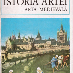 ISTORIA ARTEI. ARTA MEDIEVALA de ELIE FAURE - Carte Istoria artei