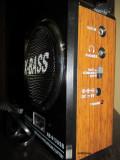 BOXA Waxiba MP3 SI RADIO FM -  ACUMULATOR INTERN si LANTERNA