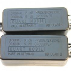 Filtre boxe auto (difuzoare) germane MQ Quart- Quart Mobil, 3 cai