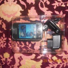 Samsung gt-5360 Y - Telefon mobil Samsung Galaxy Y, Gri, Neblocat