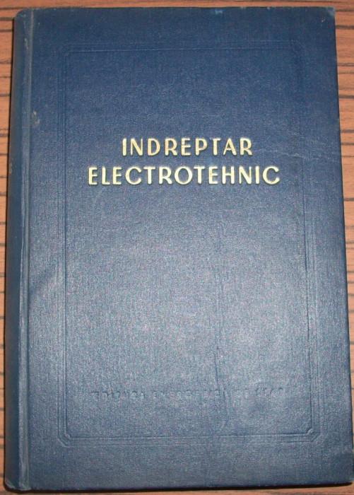 Indreptar electrotehnic
